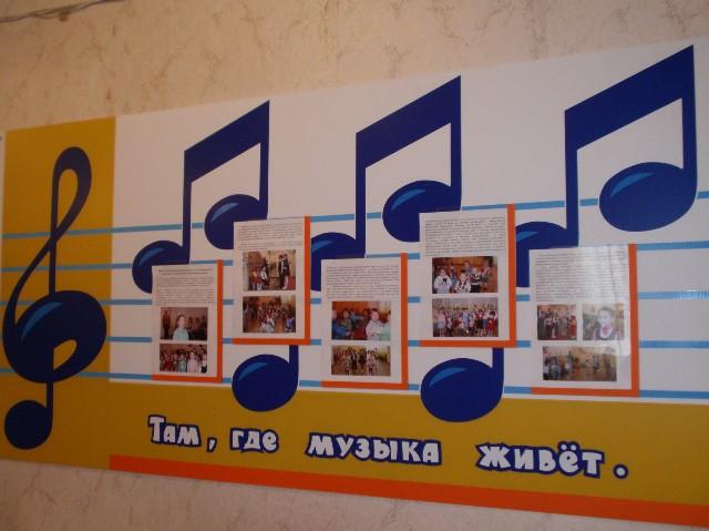 Оформление кабинет музыки своими руками 600